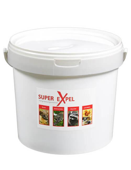 Mardervergrämungspulver SuperExpel 4Kg