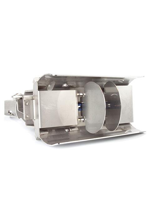 Sewatech Ratblocker mit zwei Pendelklappen