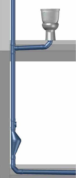 Rattentrichter Kunststoff Polo-Kal NG